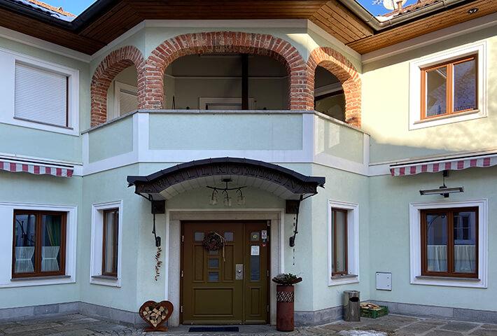 Eingang Braugasthof
